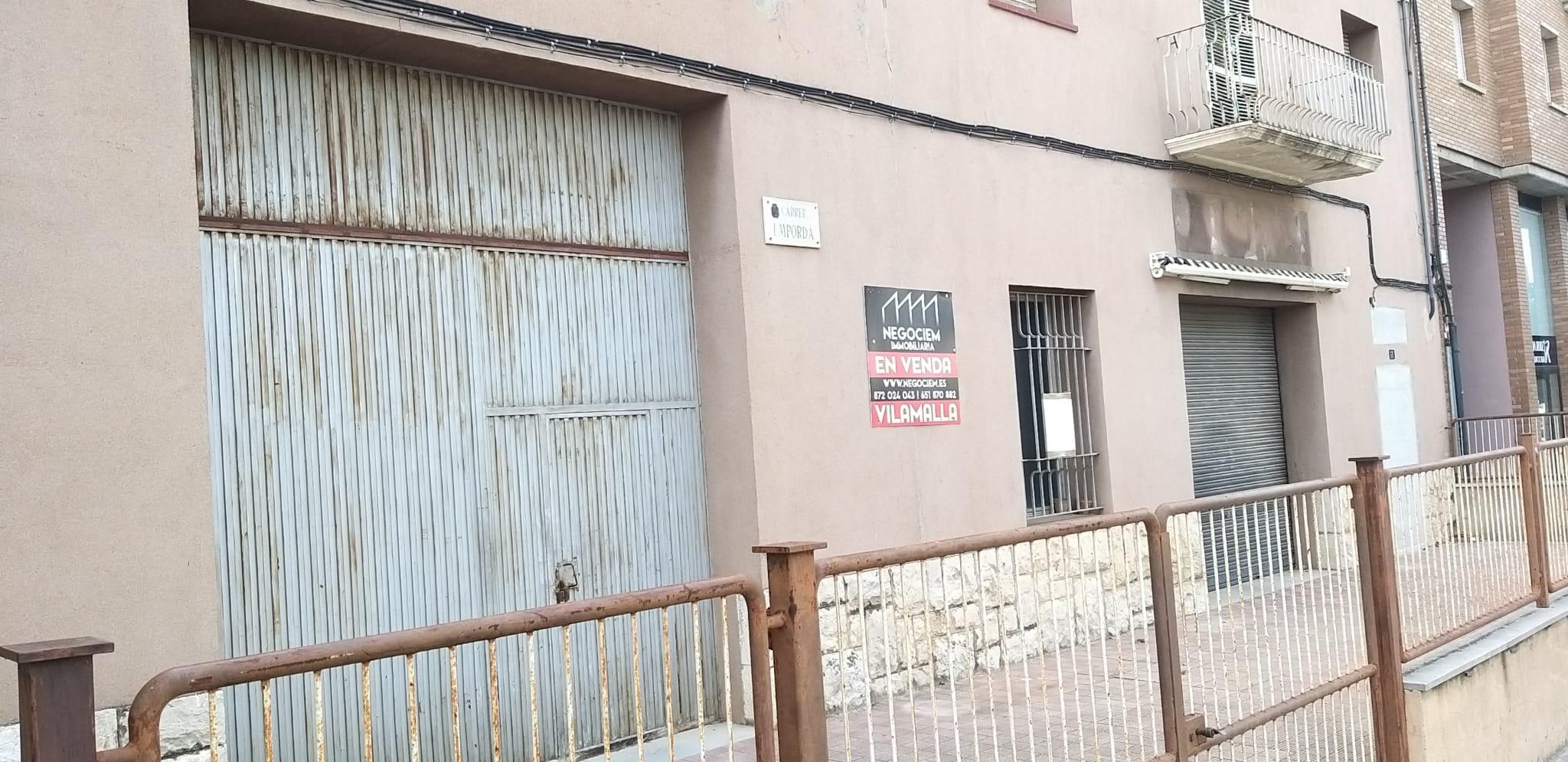 """""""Solar para construir PB   3 en la Ctra. de Olot, Figueres"""""""